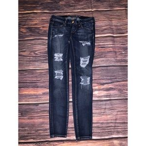 American Eagle Jeggings size 6